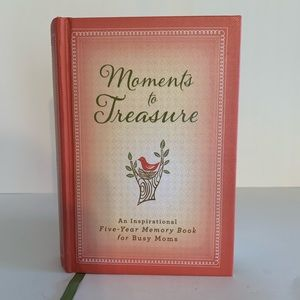 💝 5 year Memory Book Journal for Busy Moms